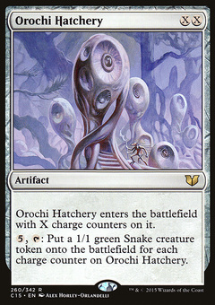 Orochi Hatchery